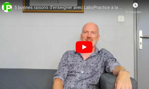 5 bonnes raisons d'utiliser LaboPractice